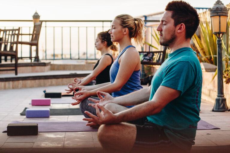 Charlotte England yoga